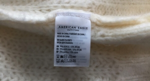 FTC Reverses Course on Repeal of Fabric Care Labels