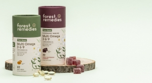 Plant-Based Omega Gummies from Forest Remedies Feature Ahiflower