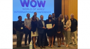 Scott 24 Hour Sanitizing Wipes Wins WOW Innovation Award