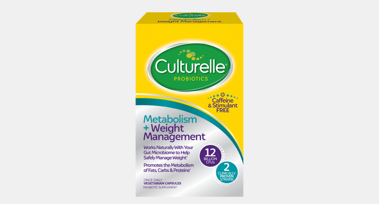 Culturelle Probiotic Targets Metabolic Health and Weight Management