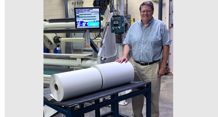 General Data introduces new line of inkjet print-receptive materials