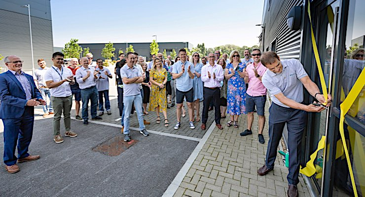 Xaar opens new corporate office in Cambridge
