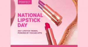 YouCam Reveals Top Lipstick Trends for 2021