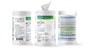eOn Disinfecting Wipes Launch