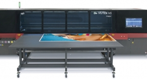 EFI VUTEk h5 UV LED Printer Boosts Schiele Group's Speed and Efficiency