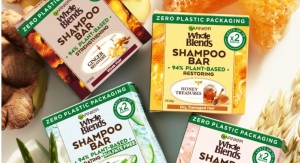 Garnier Brings Sustainable Whole Blends Shampoo Bars To US