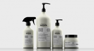 L'Oréal Professionnel Launches Metal Detox Hair Care Collection