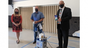 Clorox Partners with Take Pride Winnipeg to Disinfect Community Centers