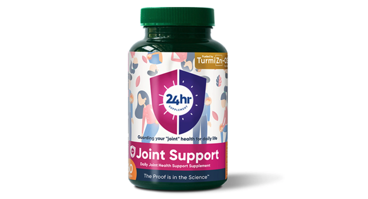 Joint Support Dietary Supplement Offers Functional Support with Range of Active Ingredients