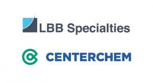 LBB Specialties Acquires Centerchem