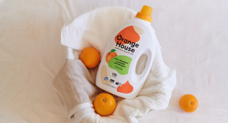 Orange House Debuts Line of Cleaning Agents in US