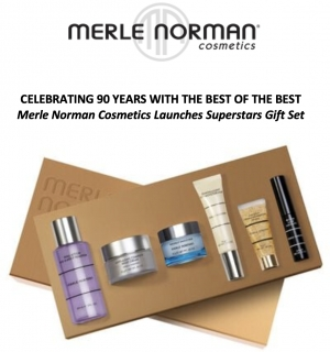 Merle Norman Cosmetics Marks 90-year Anniversary with Superstars Gift Set Release