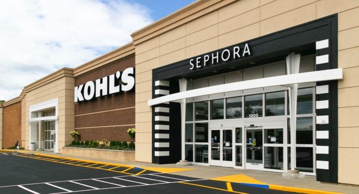 Sephora Opens Doors of Kohl's Stores