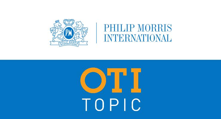 Philip Morris International Acquires OtiTopic