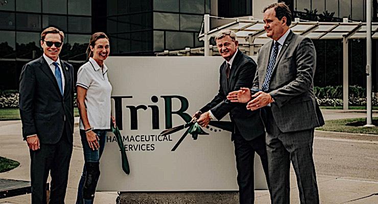 TriRx Hosts Ribbon-Cutting Ceremony at Shawnee Facility
