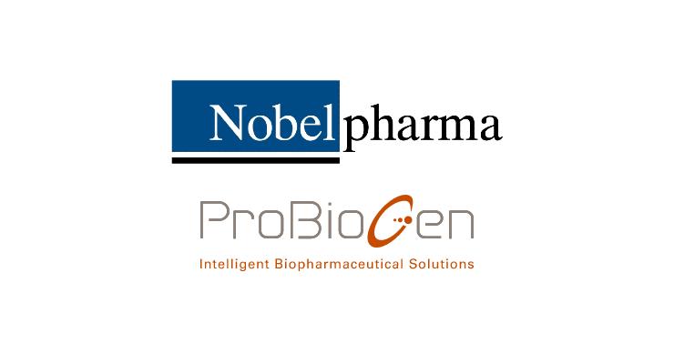 Nobelpharma Signs License Agreement to Use ProBioGen's Vaccine Production Platform
