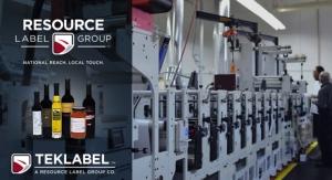 Resource Label Group acquires Teklabel