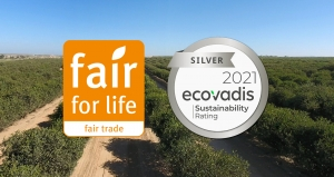 Jojoba Desert Achieves Silver Medal Sustainability Rating from EcoVadis