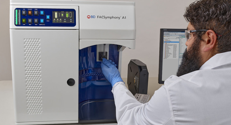 BD Launches FACSymphony A1 Benchtop Cell Analyzer