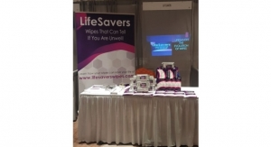 LifeSavers: Personal Care Wipes Function as an Early Warning Device