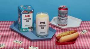 Indie Home Fragrance Brand Homesick Teams Up With Budweiser for Candle
