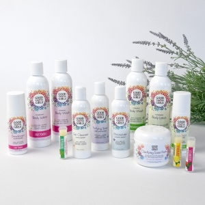 Good For You Girls Skincare Line Unveils Colorful New Look to Promote Self-Love Among Girls