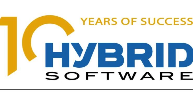 Hybrid Software celebrates 10th anniversary