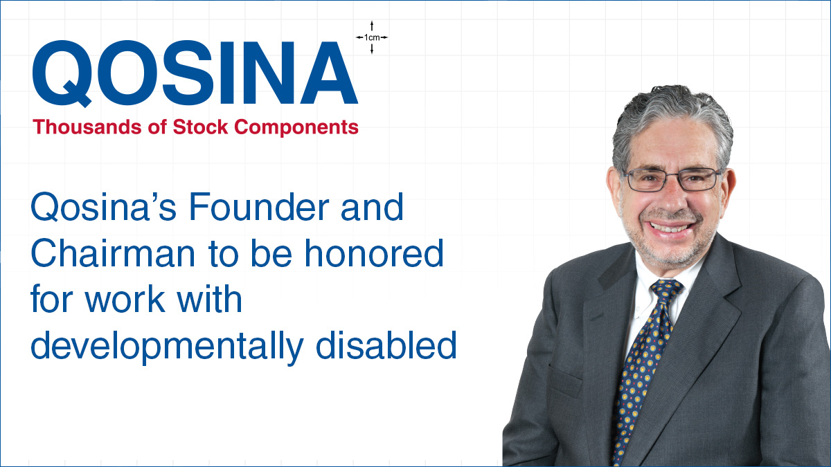 Qosina Founder and Chairman to Be Honored