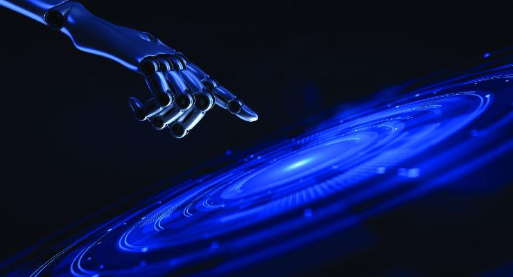 Liquid Metal and AI Create Artificial Sense of Touch