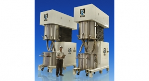 Ross Highlights Heavy-Duty Vertical Kneading and Mixing Equipment