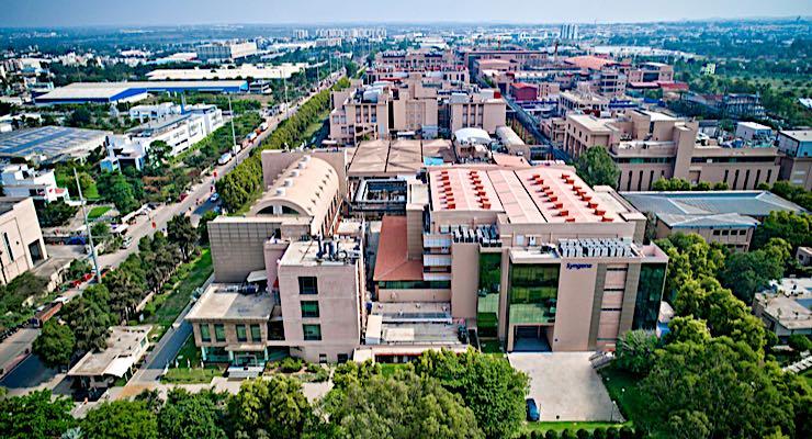 Syngene Expands Biopharma Manufacturing Capacity