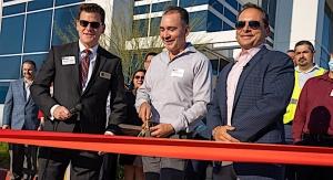 Comar Cuts Ribbon on New West Coast Facility