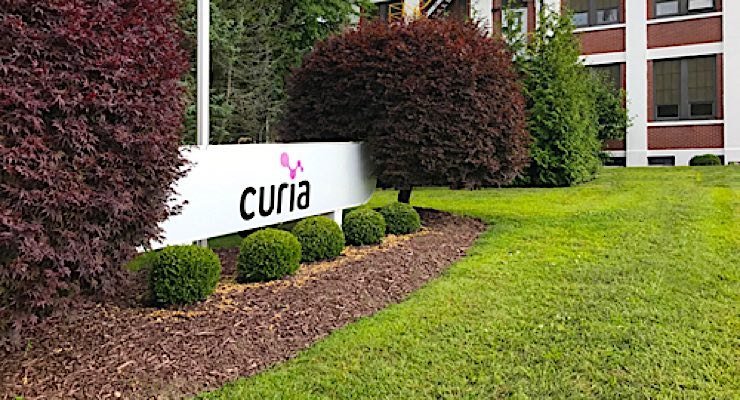 Curia to Expand U.S. Commercial Manufacturing Capability