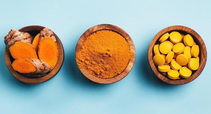 Curcumin Extract Linked to Benefits for Mice in Alzheimer