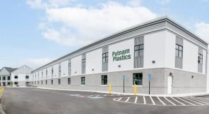 Putnam Plastics Corporation Completes Facility in CT