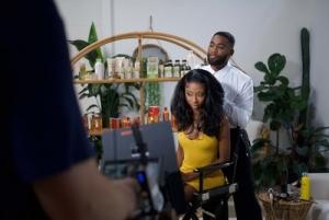 Crème of Nature Names Celebrity Hairstylist Kellon Deryck New Brand Ambassador