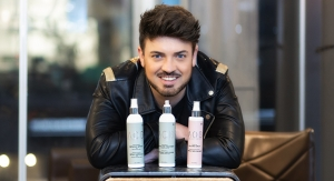 Hair Stylist Aaron O'Bryan Launches AOB Products During COVID