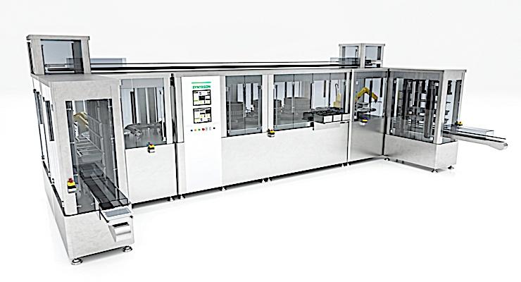 Syntegon Expands AIM 5 Inspection Range