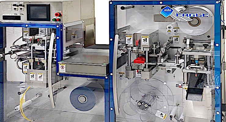 MHI EAGLE-Omni Blister Machine Features Enhanced Printer Module