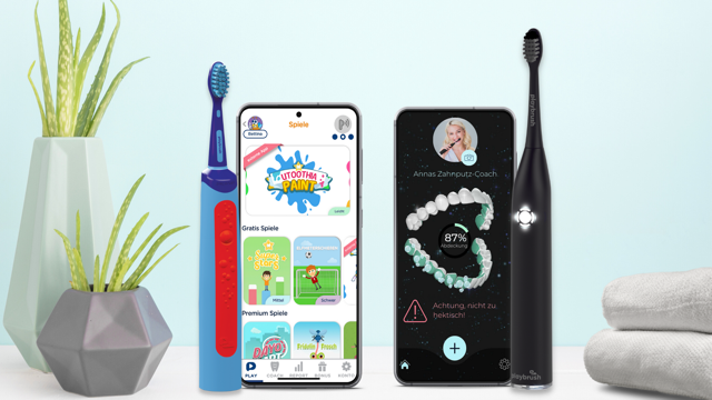 Sunstar Acquires Austrian Tech-Innovator Playbrush