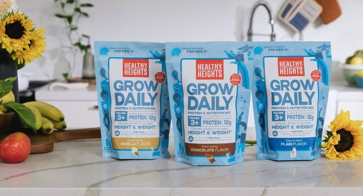 Protein Supplement Shown to Benefit Growth and Body Composition for Boys Age 10+
