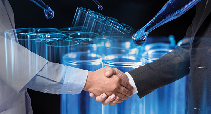 A Strong Partnership in Drug Development