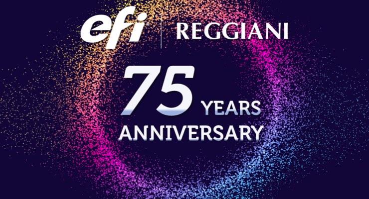 EFI Reggiani Launches Fastest High-Quality Scanning Digital Textile Printer