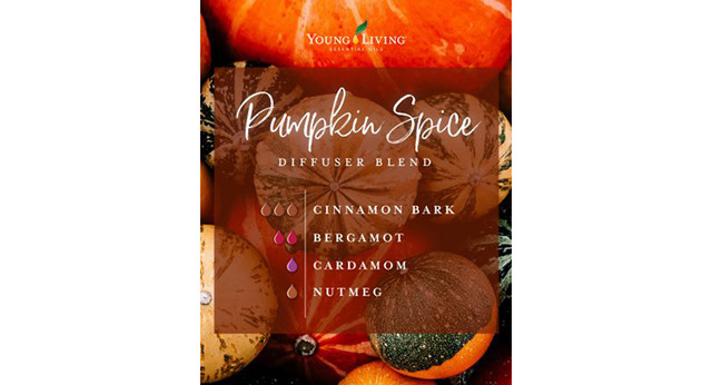 Fall Favorite Essential Oils from Young Living
