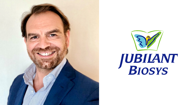 Jubilant Biosys Limited Appoints Giuliano Perfetti as CEO