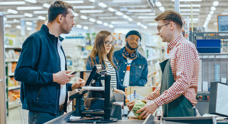 Supermarket Layouts Can Improve Customers' Food Choices, Study Finds