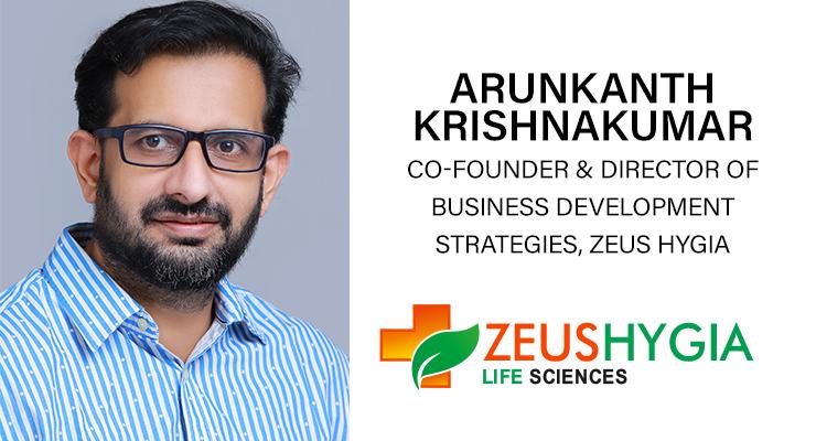 An Interview with Arunkanth Krishnakumar of Zeus Hygia