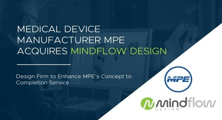 Midwest Products & Engineering Acquires MindFlow Design