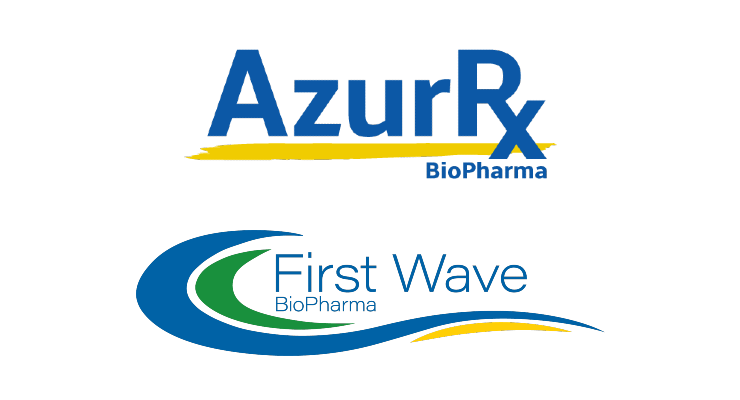 AzurRx BioPharma Acquires First Wave Bio Inc.
