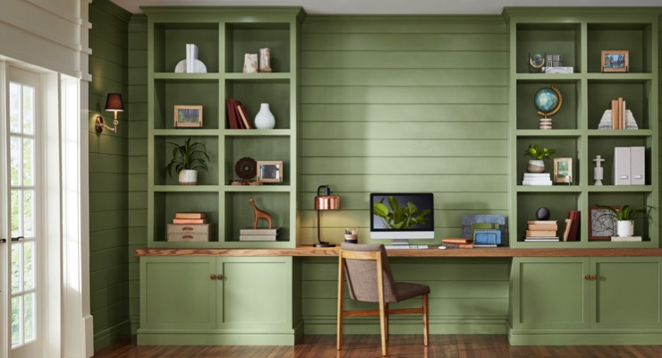 Valspar Announces Trend-Worthy 2022 Paint Colors of the Year